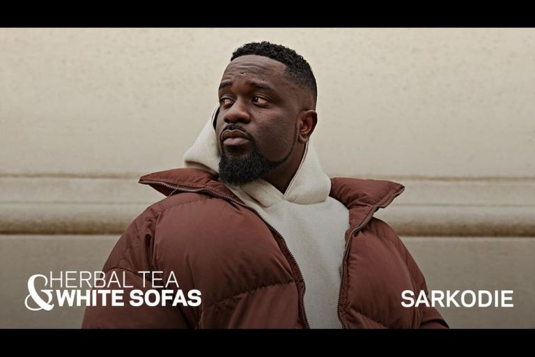 VIDEO: Sarkodie Lands An Interview With Grammy Awards