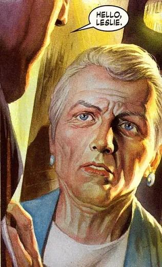 Leslie Thompkins