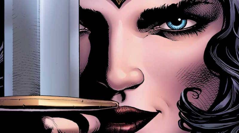 Wonder Woman the Lies