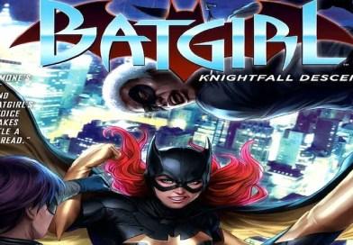 Batgirl Knightfall Descends Review