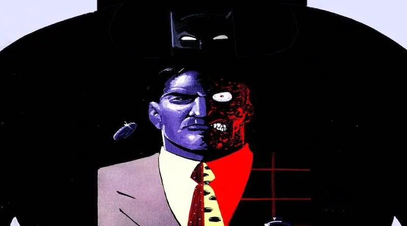 Batman Faces Review