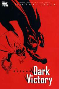 Dark Victory Cover