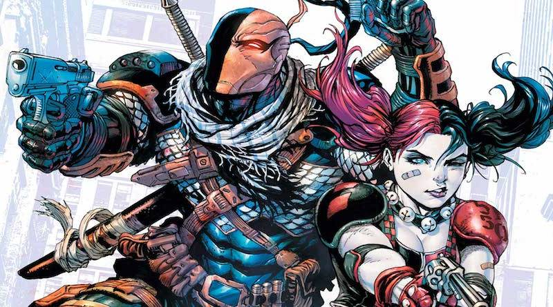 Deathstroke Suicide Run Review