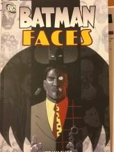 Batman Faces Cover