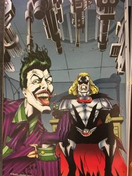 Azrael agent of the bat #53 cover