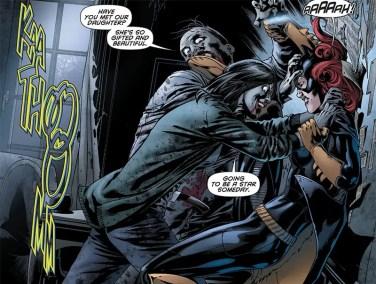 Ventriloquist and Batgirl