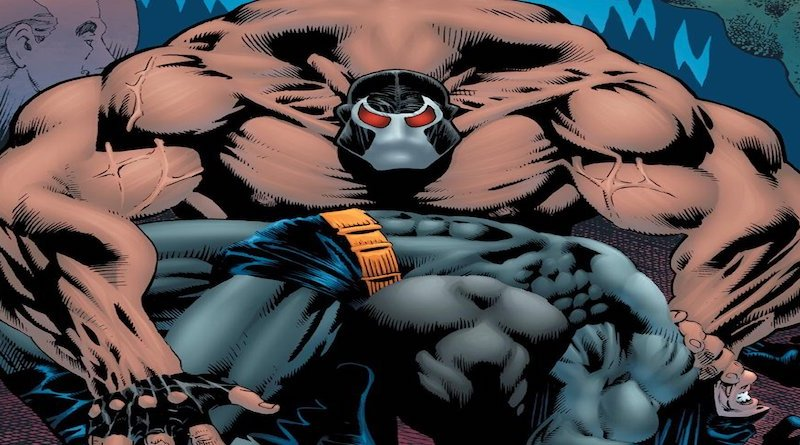Batman Knightfall Volume 1 Review