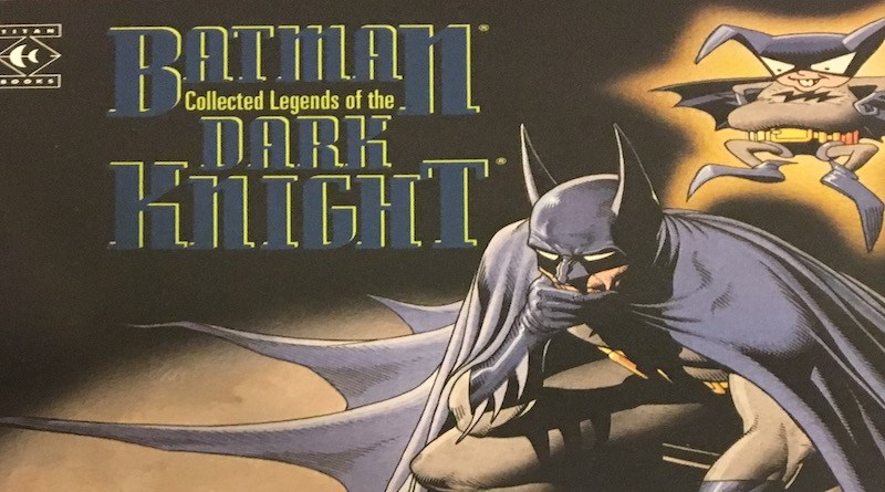 Collected Legends of the Dark Knight Review