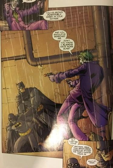 Batman Joker Black Mask War Games