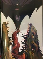 Batman Killer Croc War Games