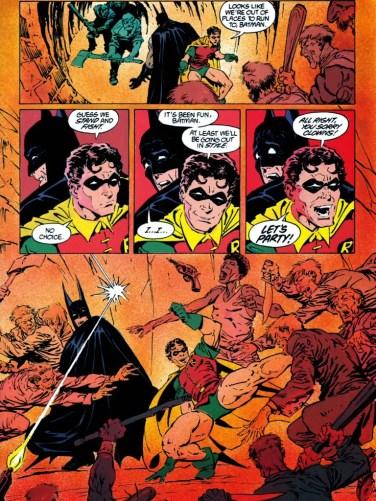 Batman The Cult Robin