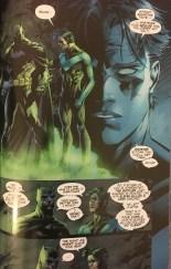 Batman and Nightwing in Hush