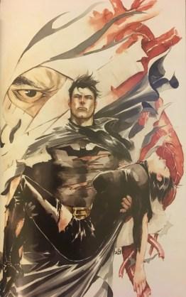 Detective comics 850 cover