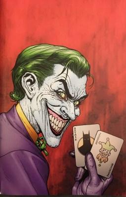 First Appearance of Joker
