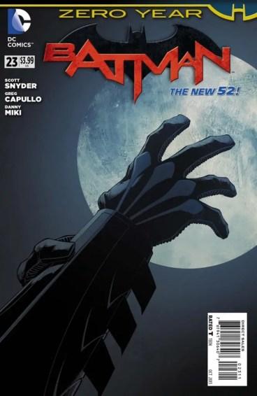 Batman #23 New 52 Cover
