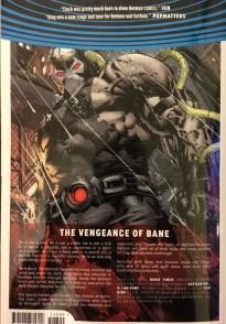 Batman Volume 3 I am Bane Rear