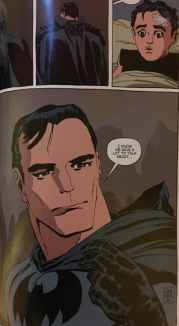 Bruce and Dick Dark Victory