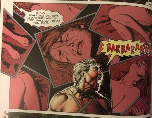 Barbara Gordon Raped By Joker?