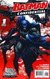 Batman Confidential 1