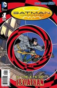 Batman Incorporated 1