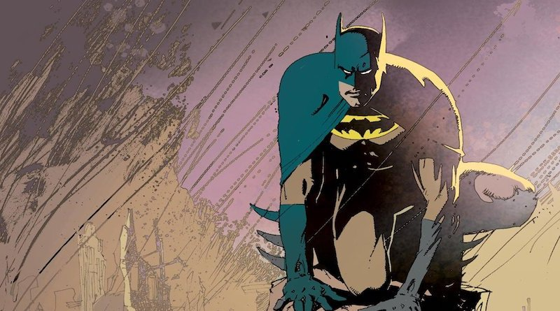 Batman No Mans Land Volume 4 Review