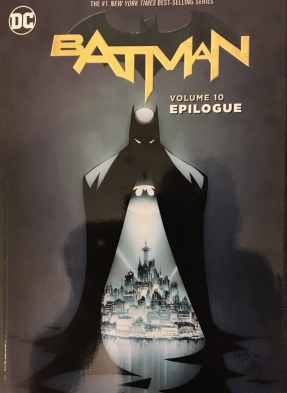 Batman: Volume 10 - Epilogue Cover