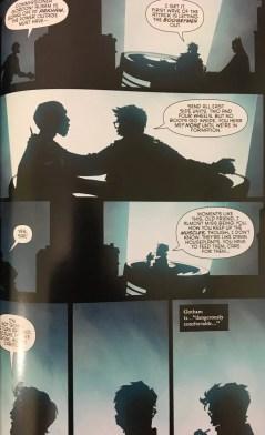 Gordon Batman Blackout