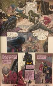 Killer Croc Gets Angry in the No Mans Land