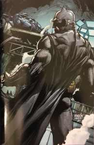 New 52 Batman Fabok