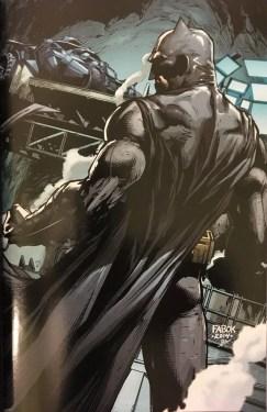 New 52 Batman Fabok