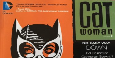 Catwoman No Easy Way Down Review