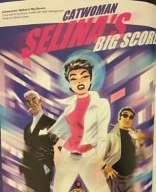 Selina's Big Score