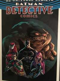 Batman Detective Comics Rise of the Batmen Cover