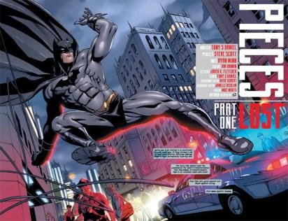 Batman Pieces