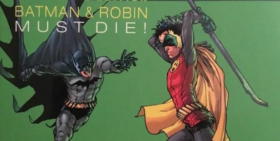 Batman & Robin Batman Must Die Review
