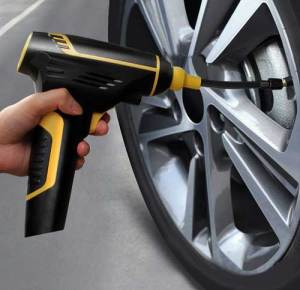 Aiskki DIgital Cordless Tire Inflator