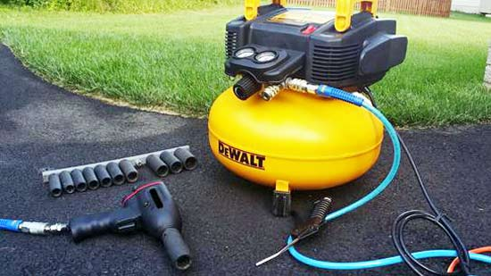 DEWALT Large Air Compressor