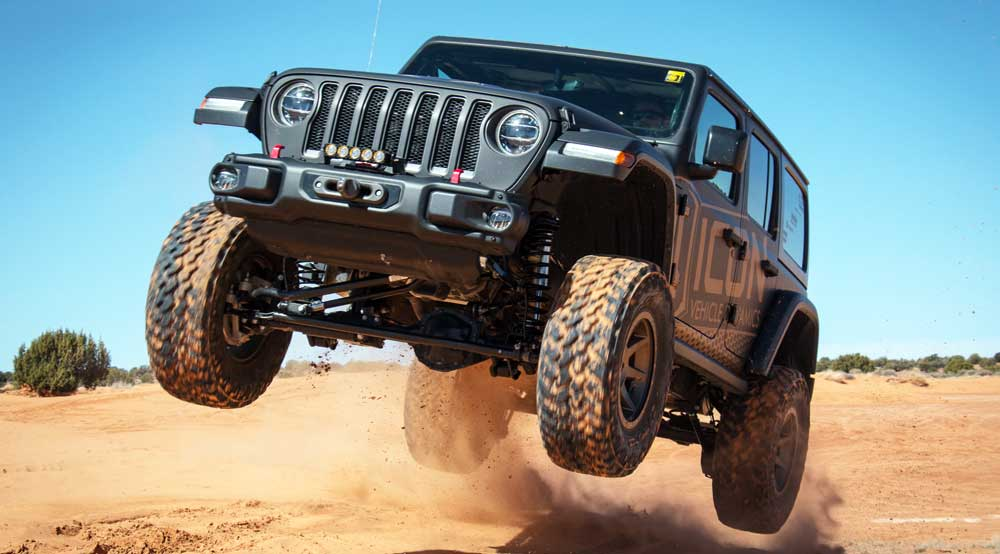 Extreme Best Off Road Tires for Jeep