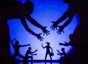 Telling Stories Through the Shadows: Catapult Dance Company