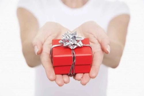 gift, hand, woman, women,bow