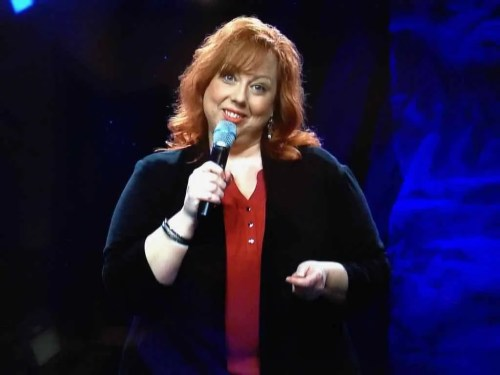 lisa mills Looking for the Best Christian Comedians in the World? Here's a Top 5