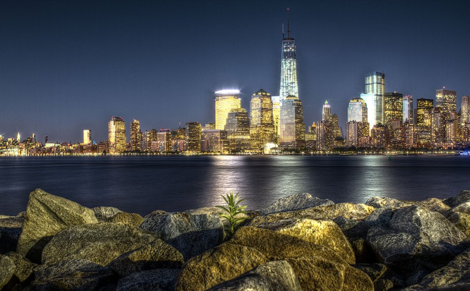NYC-Skyline-At-Night