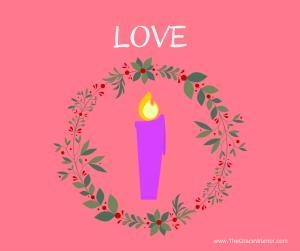 Advent's love