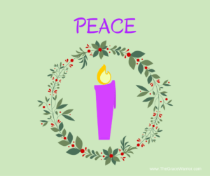 Advent's peace