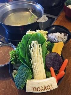 Unlimited Veggies & OG Kelp Shitake soup