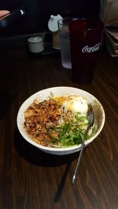Mini Chashu Bowl
