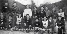 1930s a1 Founders of the 13 Rebels MC, possibly Ted Evans included (1)