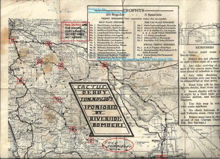 1947 11-30 a1 Cactus Derby MAP, Riverside Bombers Dutch Sterner won, Del 13th trophy