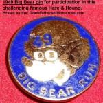 1949 01-09 Big Bear pin famous Hare & Hound race