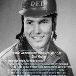 1950 5-0 a1a Del Kuhn won Greenhorn